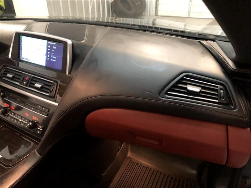 2013 BMW 6 Series 2dr Cpe 650i