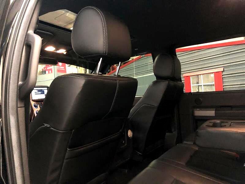 2016 Ford F-350 SD Lariat Crew Cab LWB 4WD