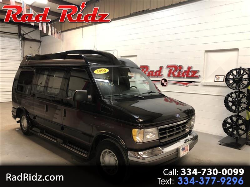 "1996 Ford Econoline Cargo Van E-150 138"" WB"