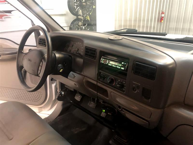 2000 Ford F250 Supercab 142