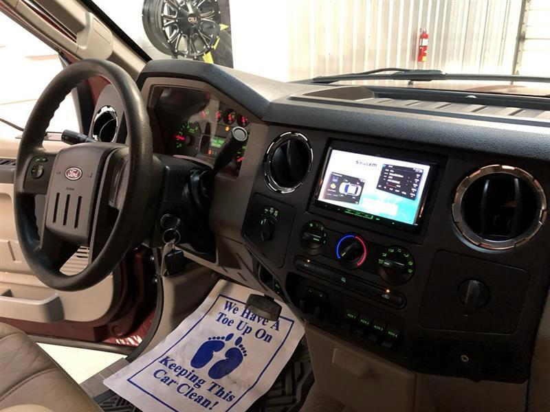 2010 Ford F-250 Crew Cab 4dr 152.2