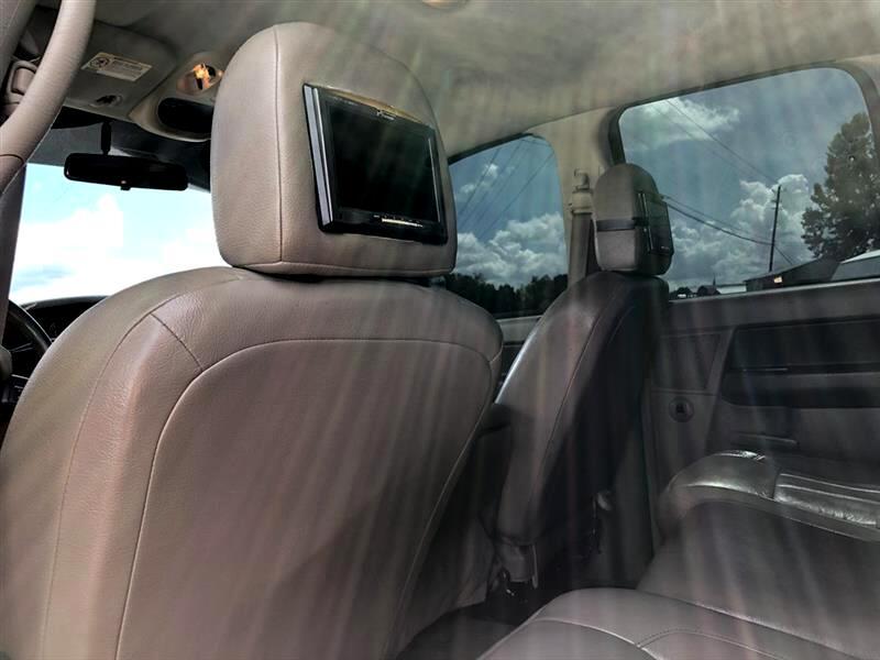 2006 Dodge Ram 3500 4dr Quad Cab 140.5