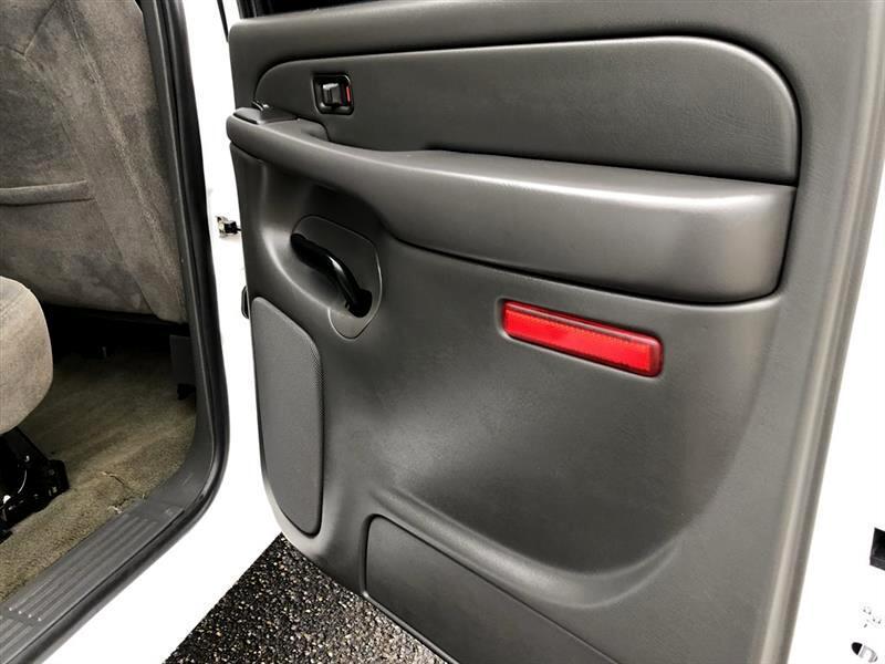 2007 Chevrolet Silverado 2500HD Classic 4WD Crew Cab 153