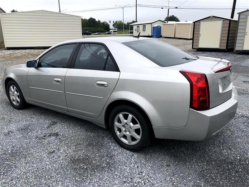 2007 Cadillac CTS 4dr Sdn 2.8L