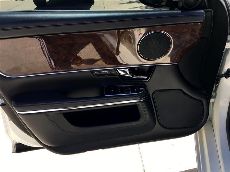 2011 Jaguar XJ-Series XJL Portfolio