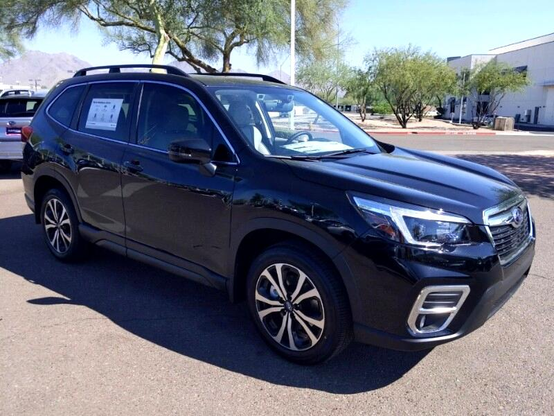 Subaru Forester Limited 2021