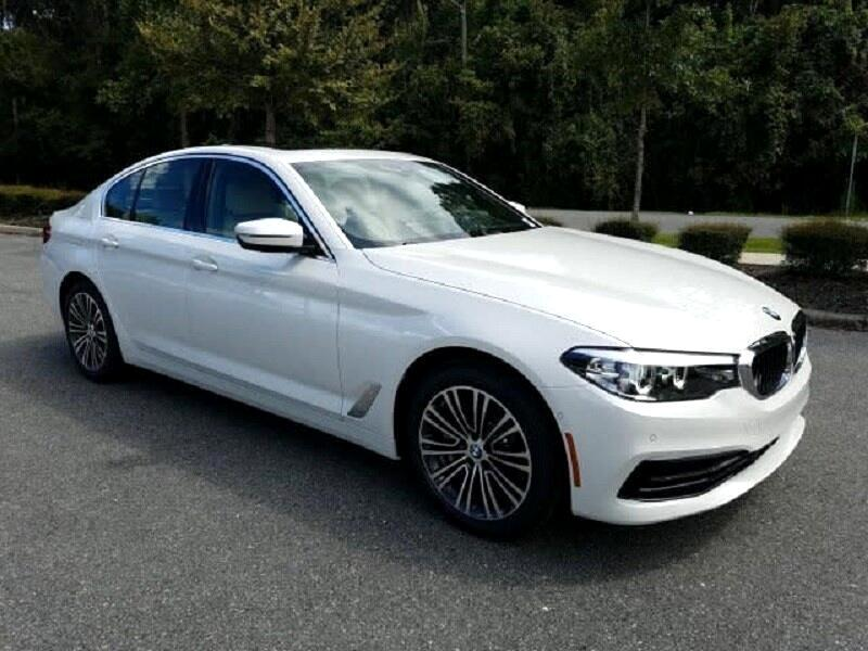 BMW 5 Series 530i xDrive Sedan 2020