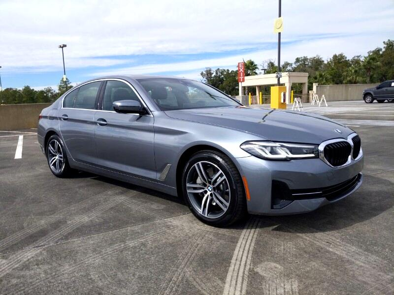 BMW 5 Series 530i xDrive Sedan 2021