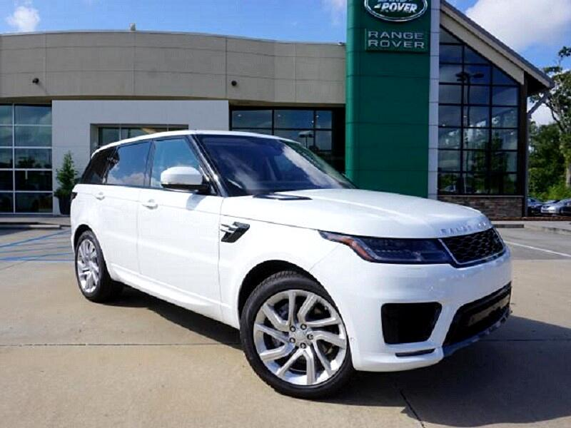 2020 Land Rover Range Rover Sport 3.0L V6 Supercharged HSE