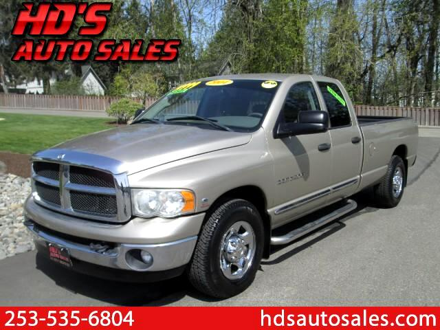 2004 Dodge Ram 2500 SLT Quad Cab Long Bed 2WD