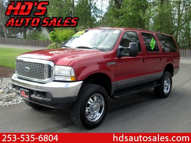 2002 Ford Excursion XLT 6.8L 2WD