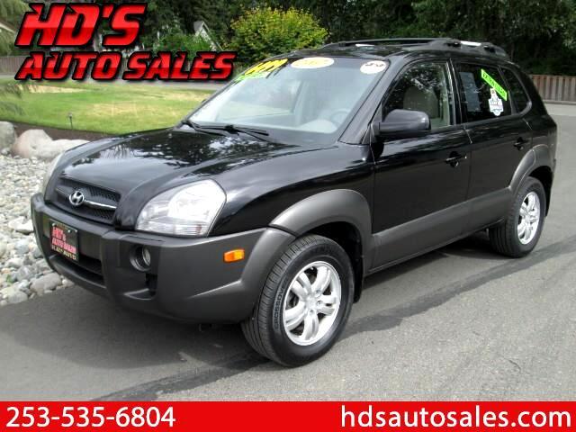 2007 Hyundai Tucson SE 2.7 2WD