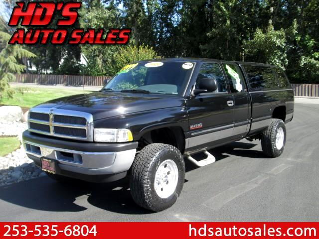 1999 Dodge Ram 2500 Quad Cab Long Bed 4WD