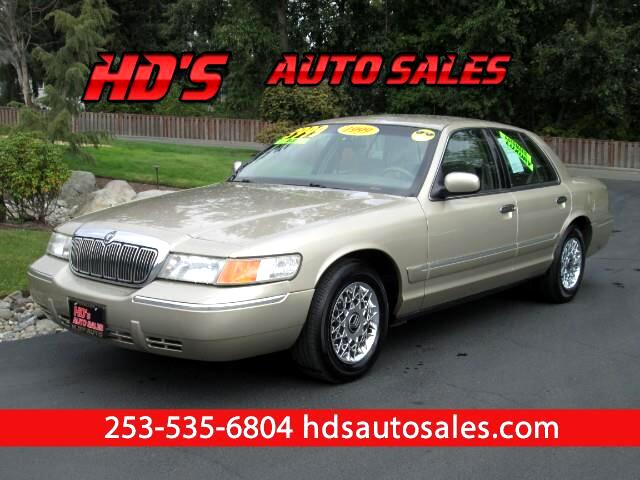 1999 Mercury Grand Marquis GS
