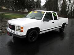 1998 GMC Sierra C/K 1500