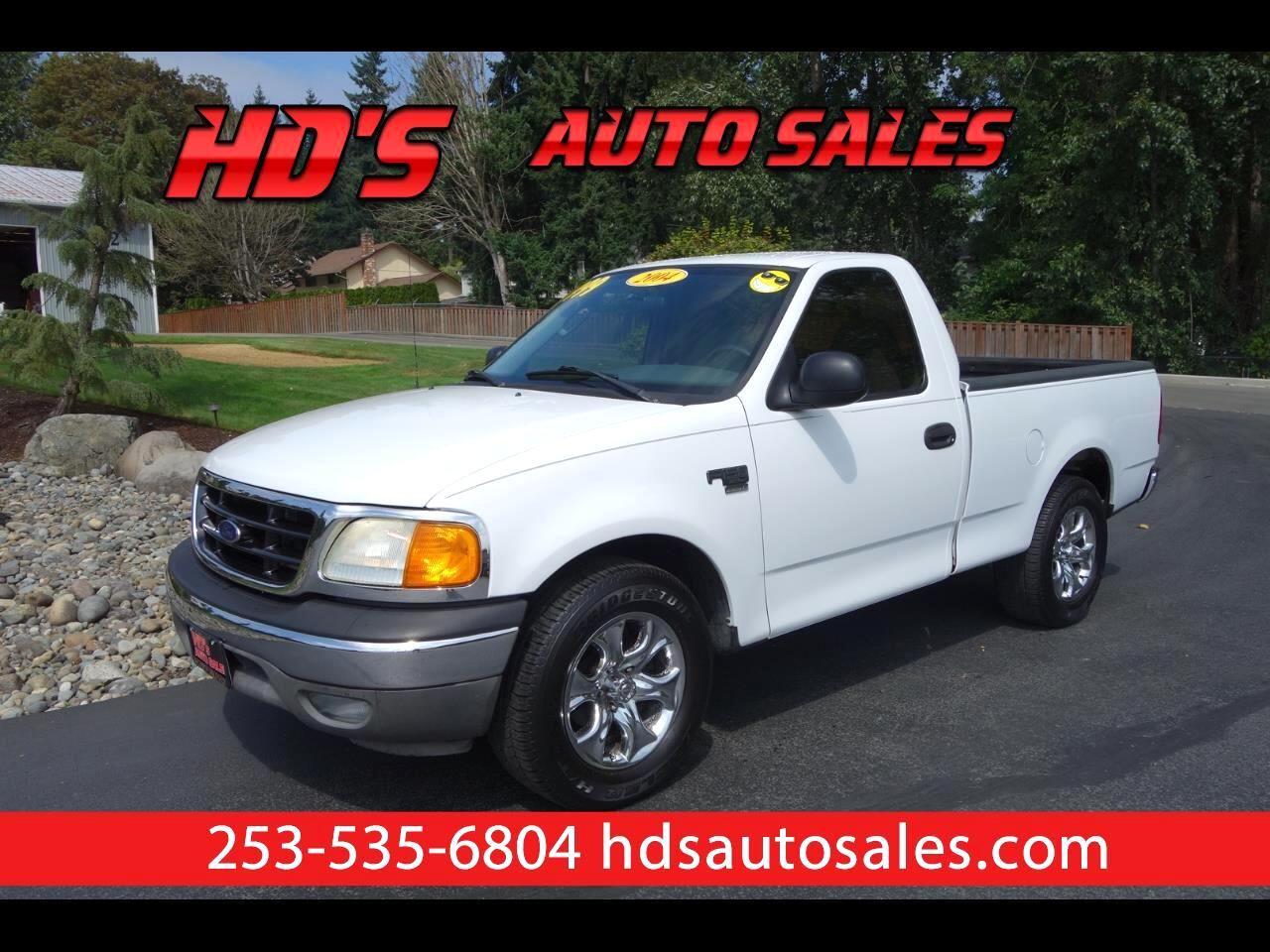Ford F-150 Heritage XL 2WD 2004