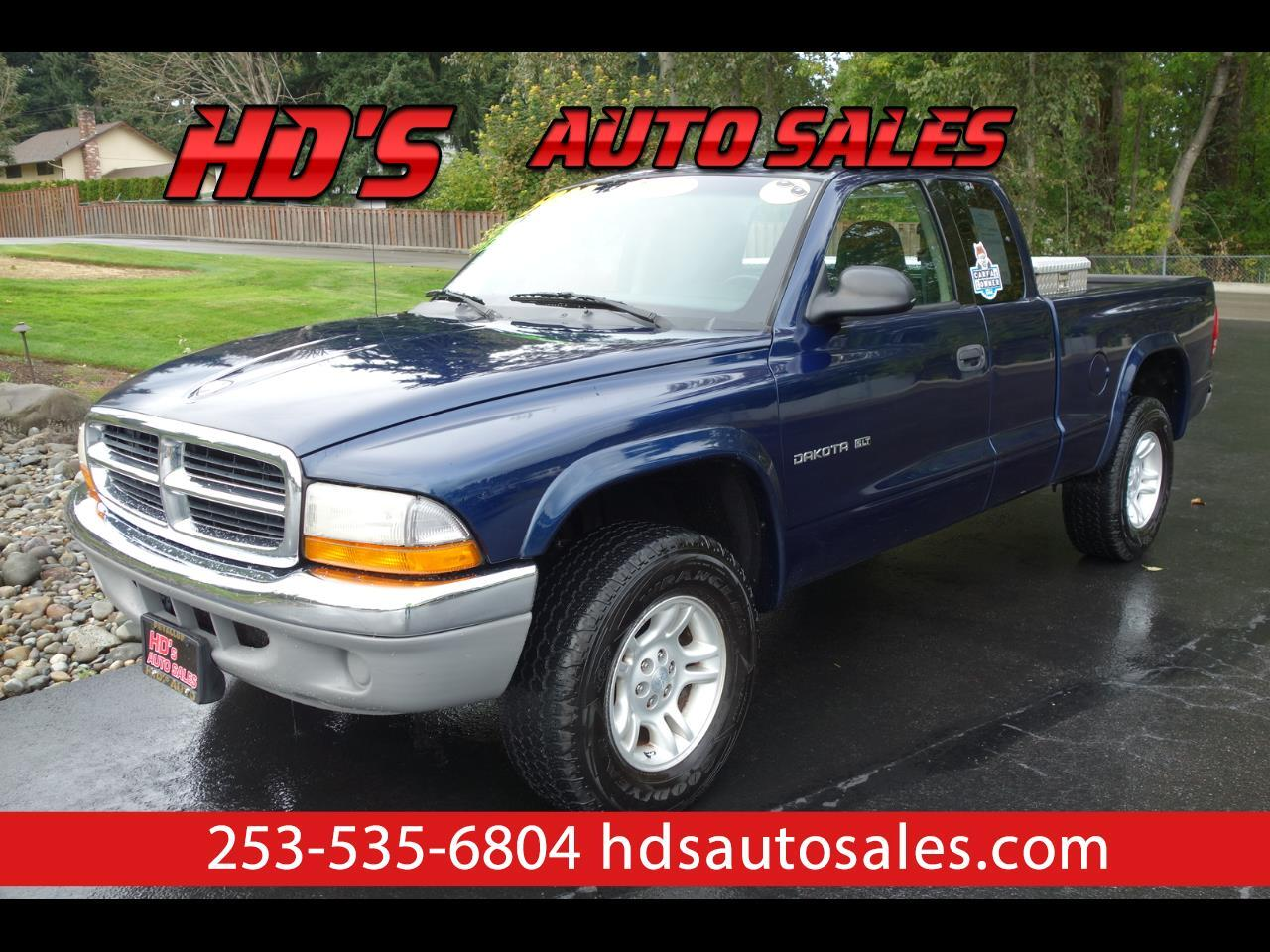 Dodge Dakota Club Cab 4WD 2001