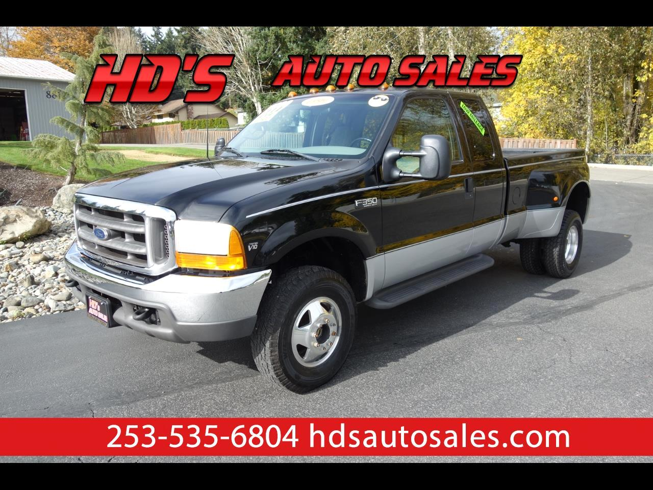 Ford F-350 SD XLT SuperCab DRW 4WD 1999