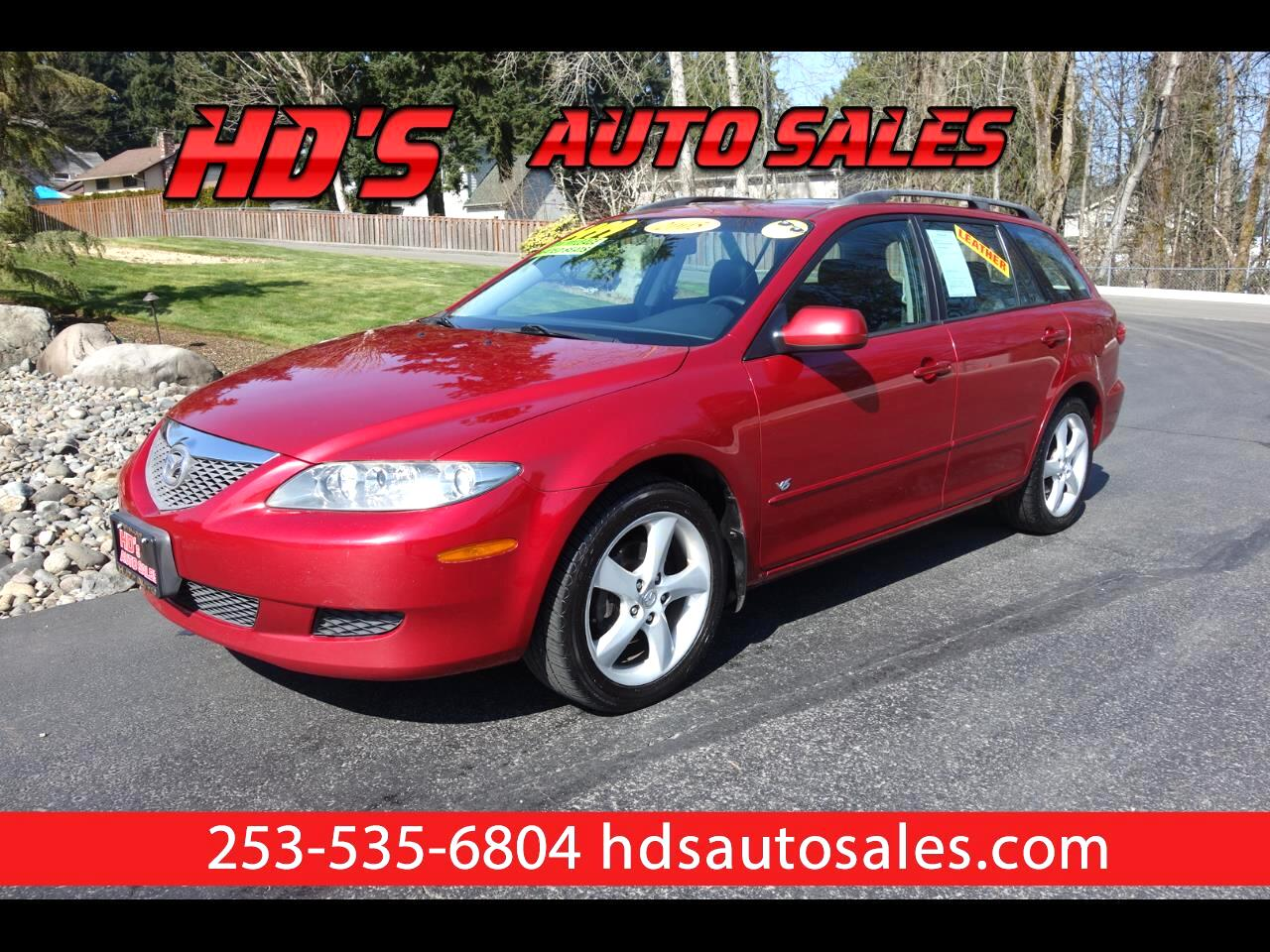 Mazda MAZDA6 Sport Wagon s Grand Touring Model 2005