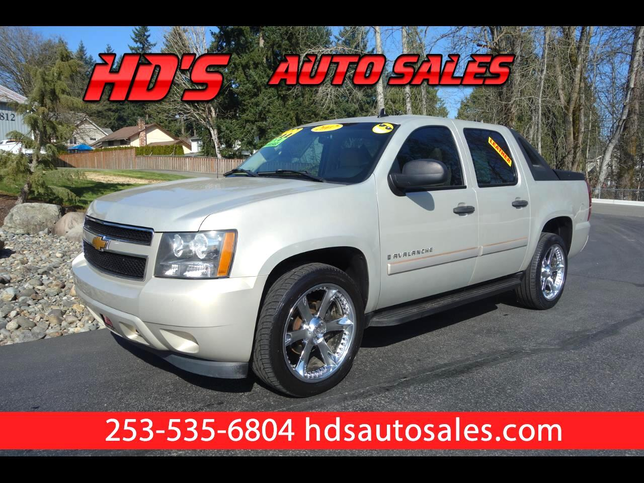 Chevrolet Avalanche LT2 4WD 2007