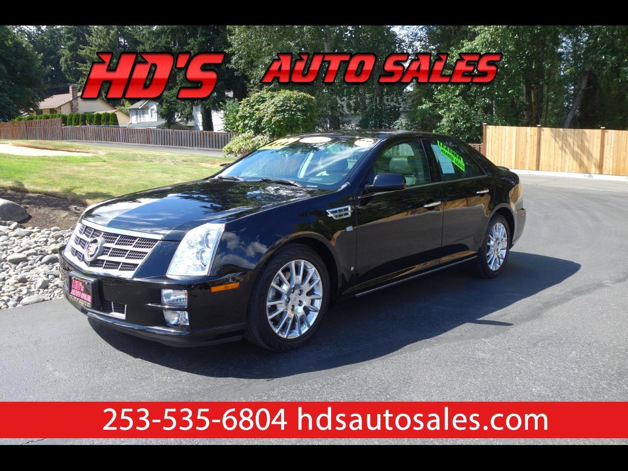 Cadillac STS V6 Luxury Performance 2008
