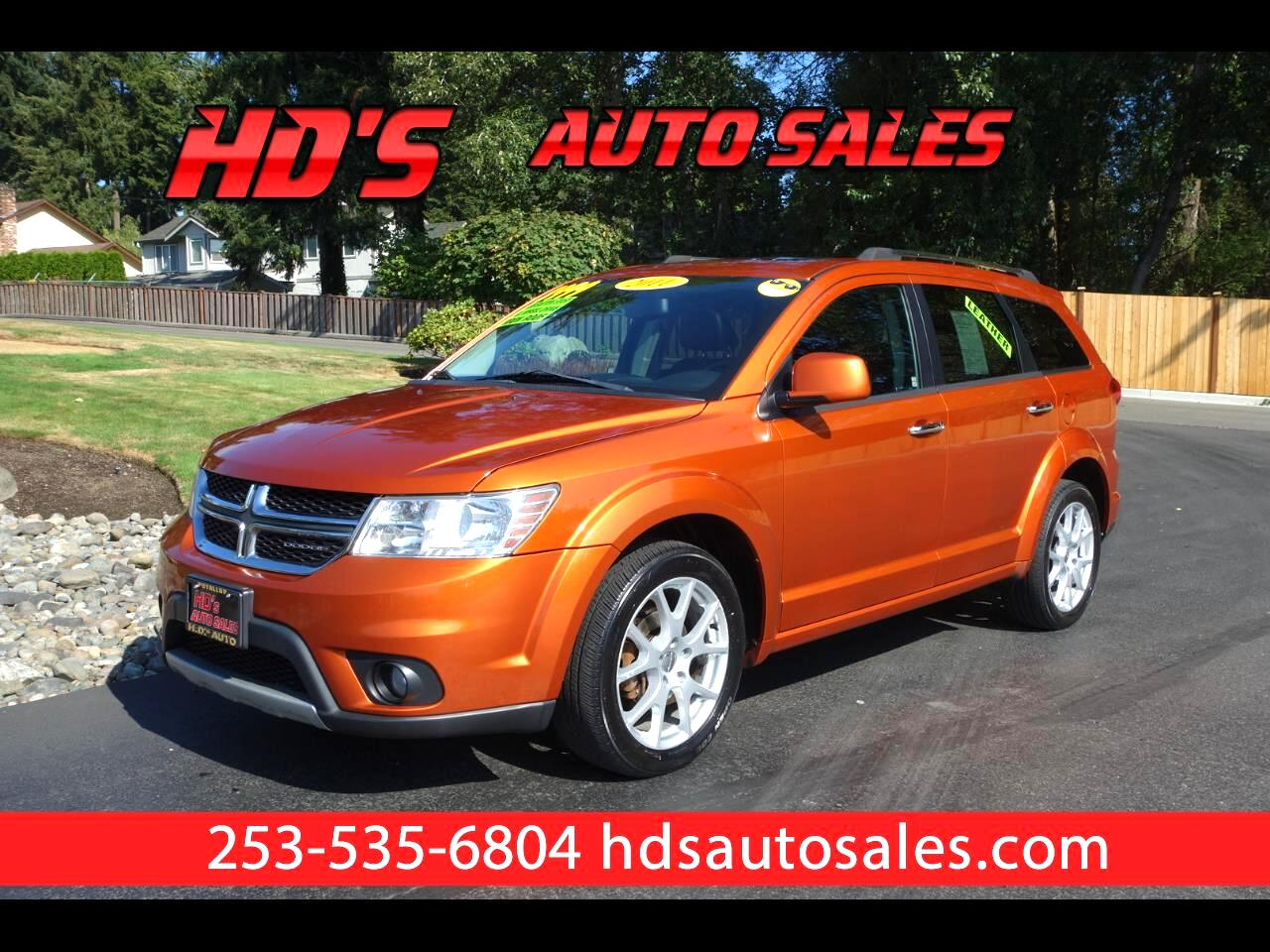 Dodge Journey R/T AWD 2011
