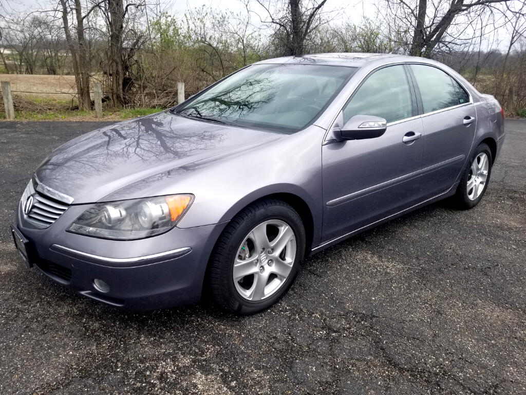 Acura RL SH AWD Technology Package 2007