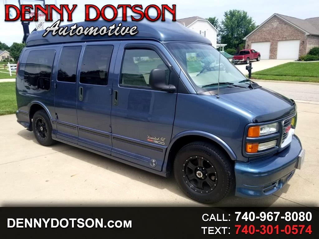 1999 GMC Savana Explorer SS High Top Conversion