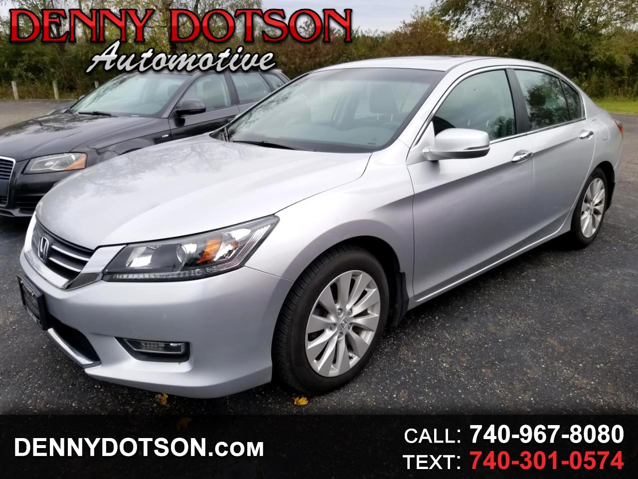 2013 Honda Accord 4dr Sedan EX Auto