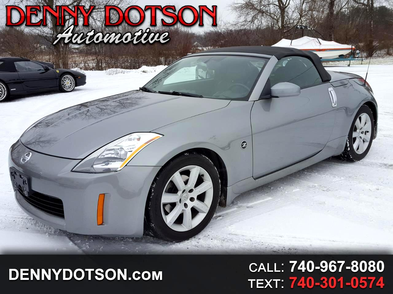 2004 Nissan 350Z 2dr Roadster Manual Touring