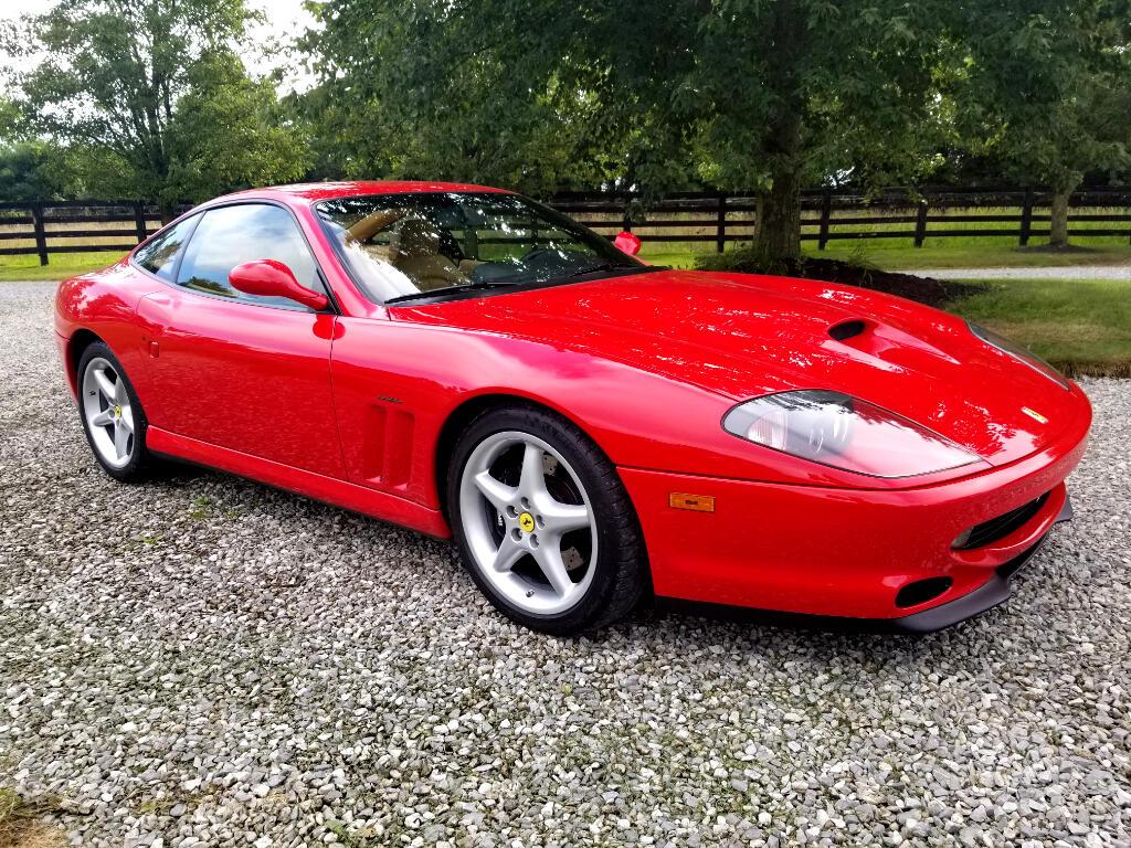 1997 Ferrari 550 Maranello 6 SP