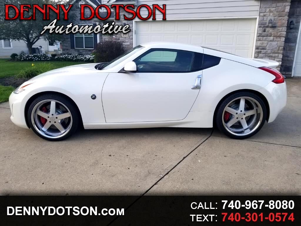 2014 Nissan 370Z 2dr Cpe Manual