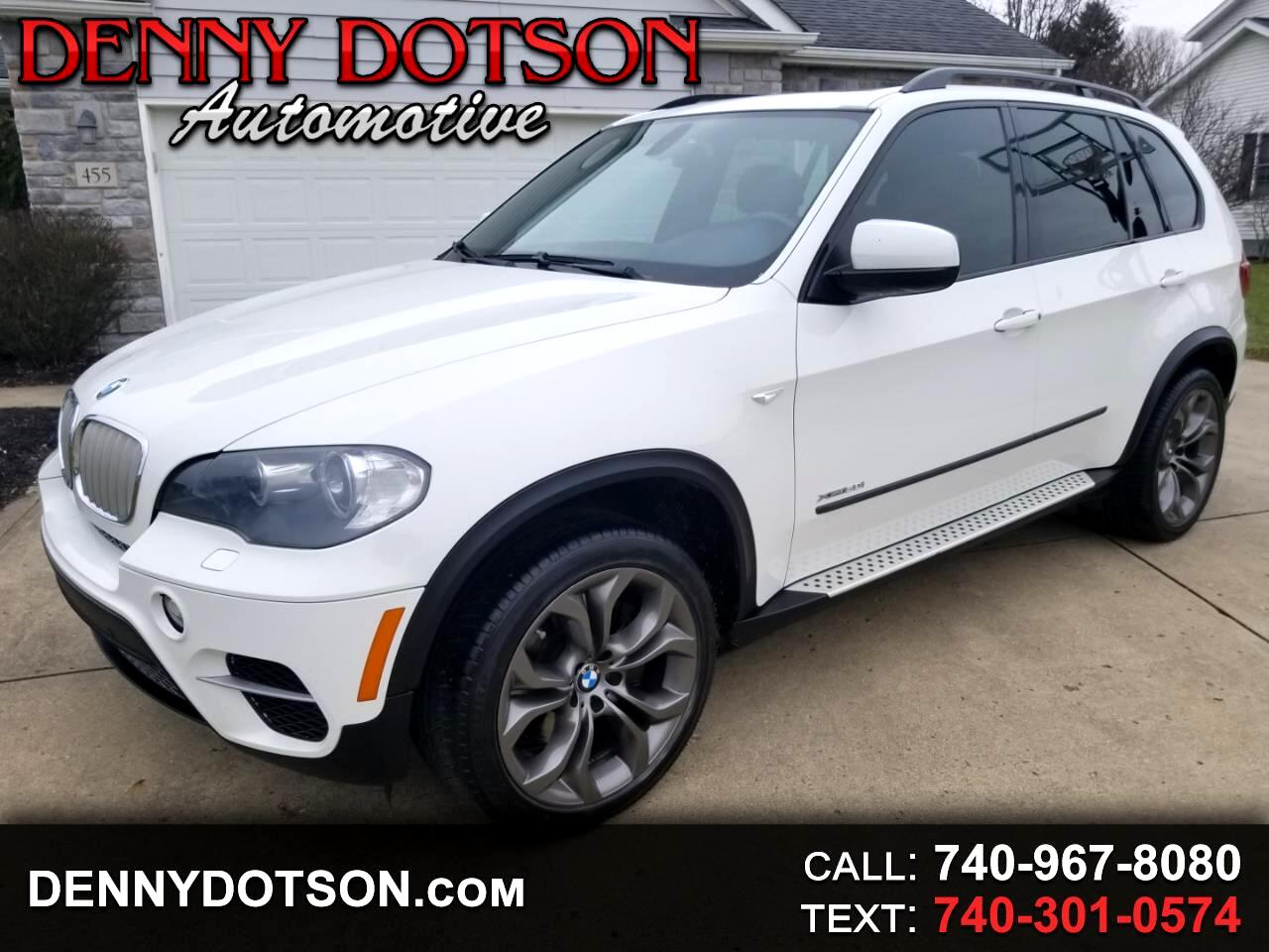 2011 BMW X5 AWD 4dr xDrive50i