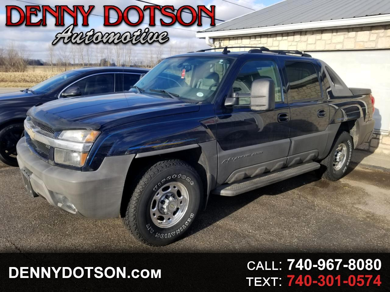 2006 Chevrolet Avalanche 2500 5dr Crew Cab 130