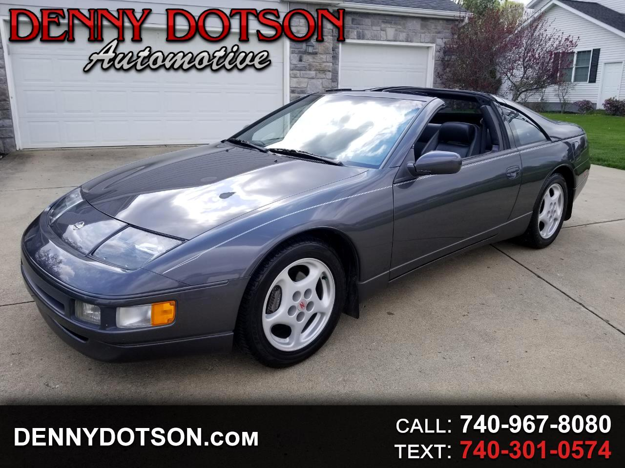 1991 Nissan 300ZX 2dr Hatchback Coupe 2+2 5-Spd