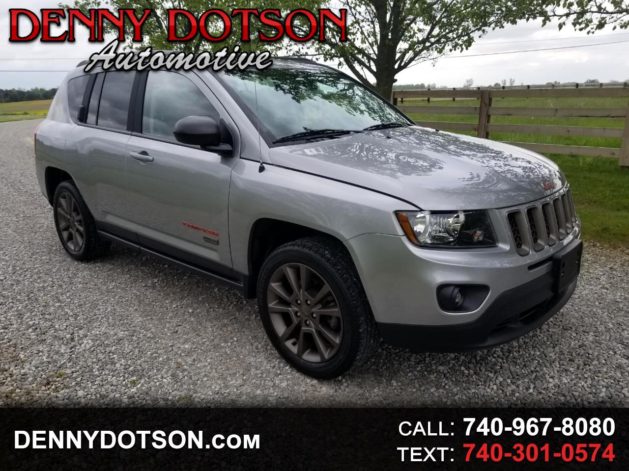 2016 Jeep Compass FWD 4dr 75th Anniversary