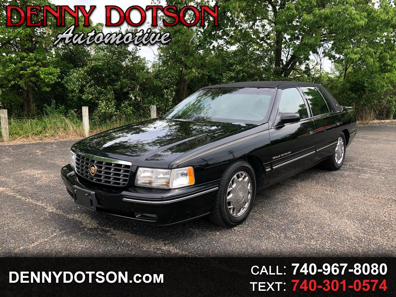 1997 Cadillac Concours 4dr Sedan