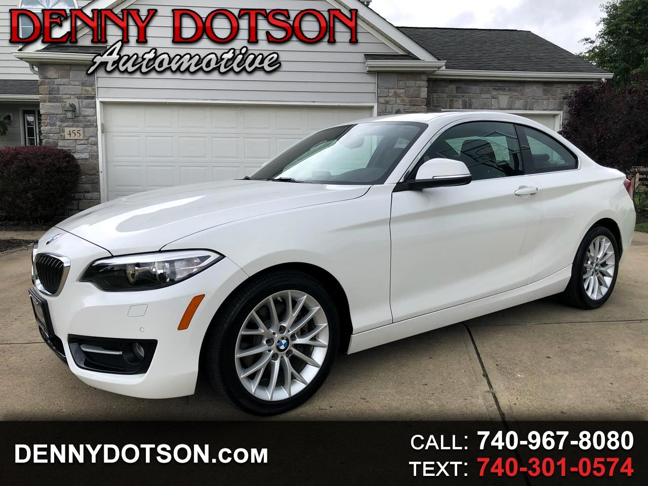 2016 BMW 2 Series 2dr Cpe 228i xDrive AWD