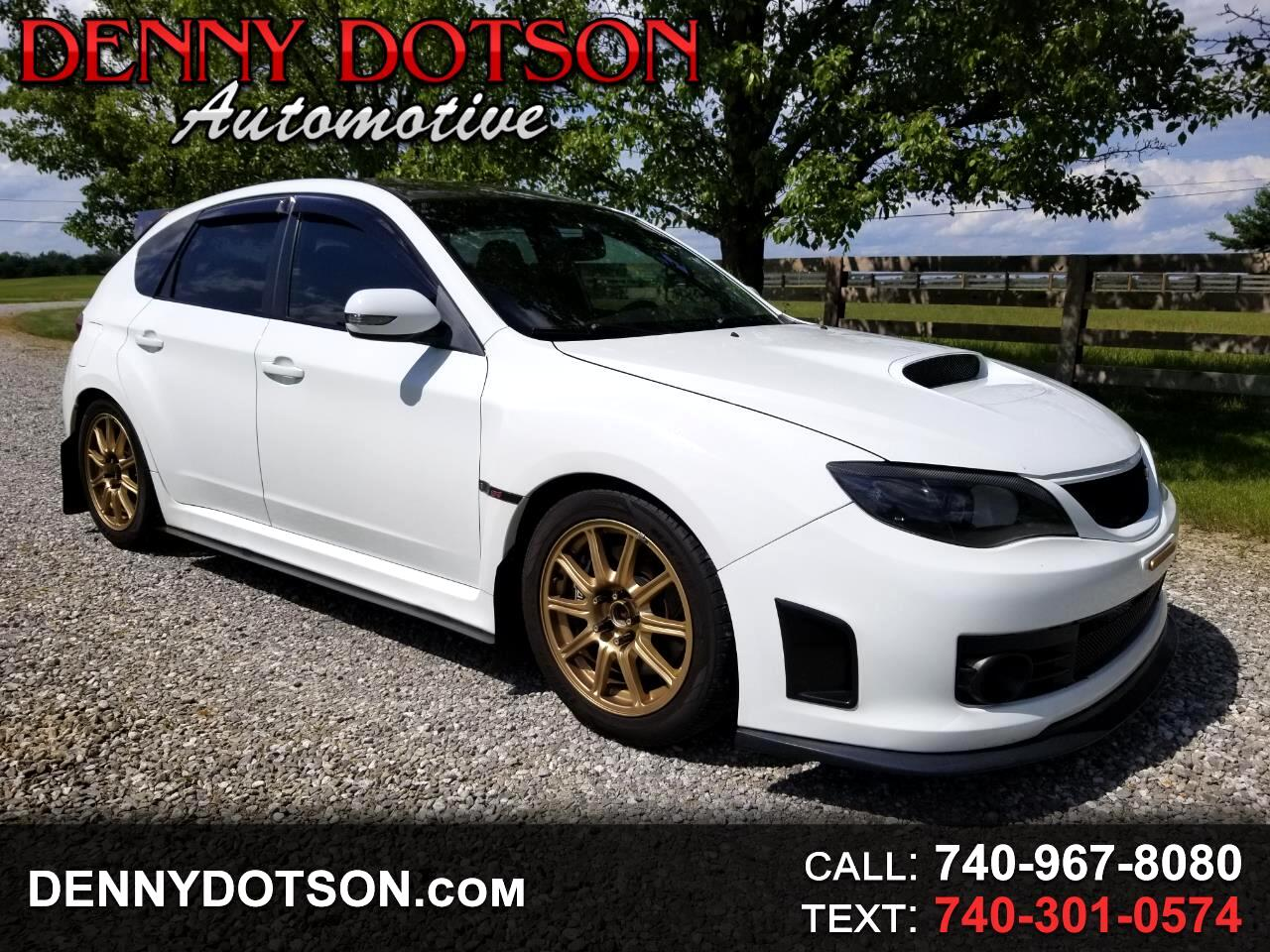 2008 Subaru Impreza Wagon (Natl) 5dr Man STI w/Gold Wheels/Nav
