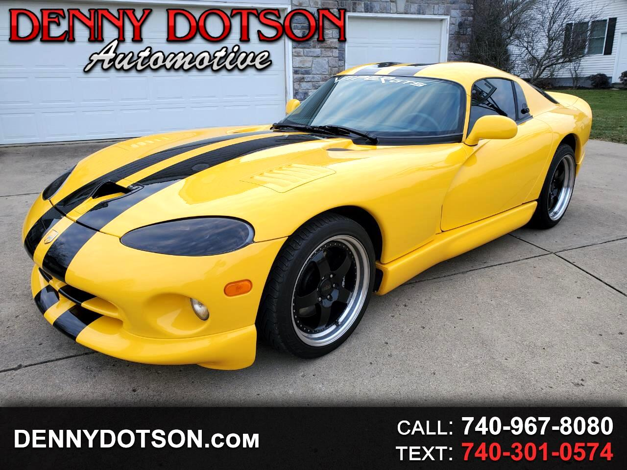 Dodge Viper 2dr GTS Coupe 2001