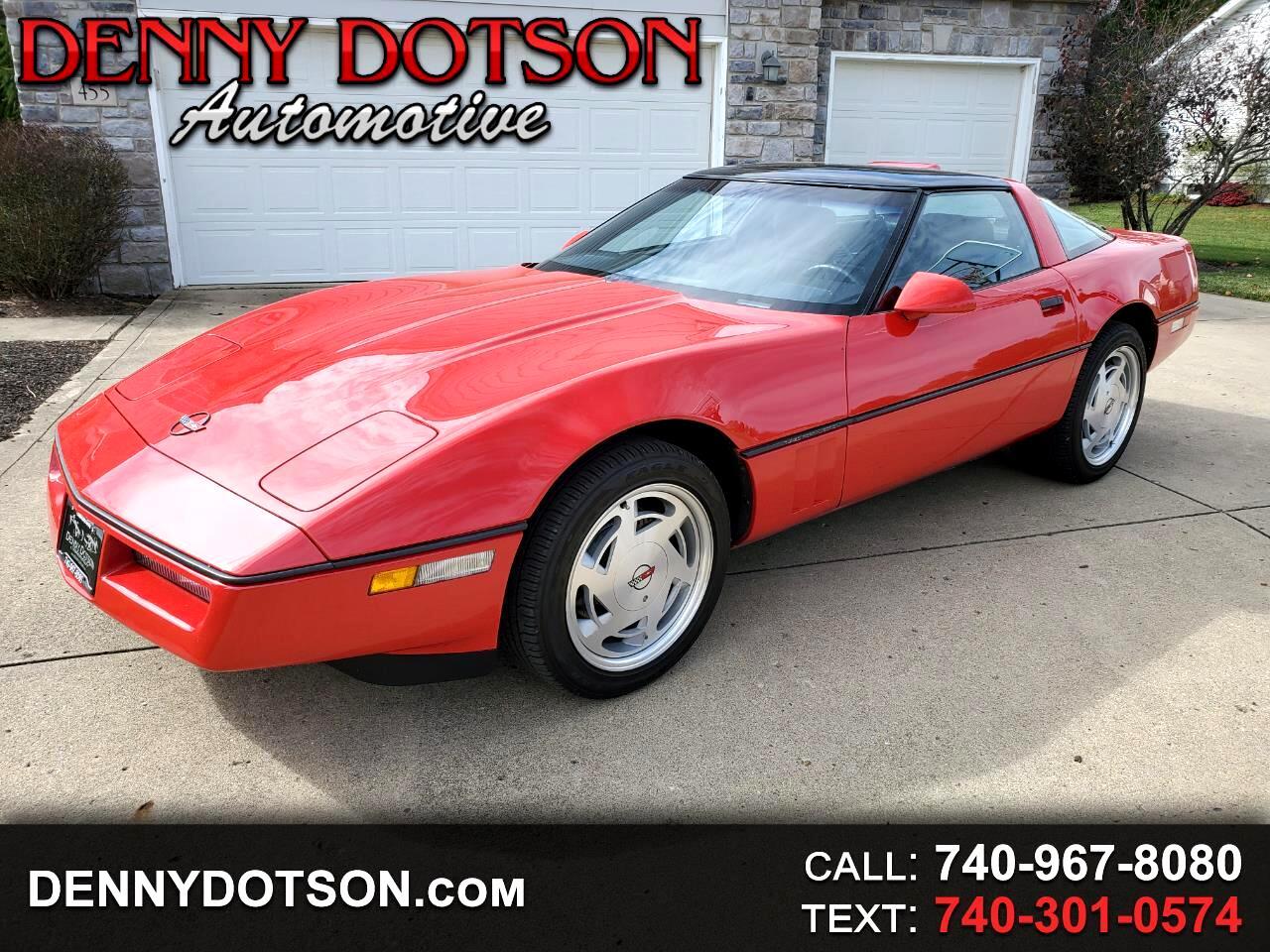 1989 Chevrolet Corvette 2dr Coupe Hatchback