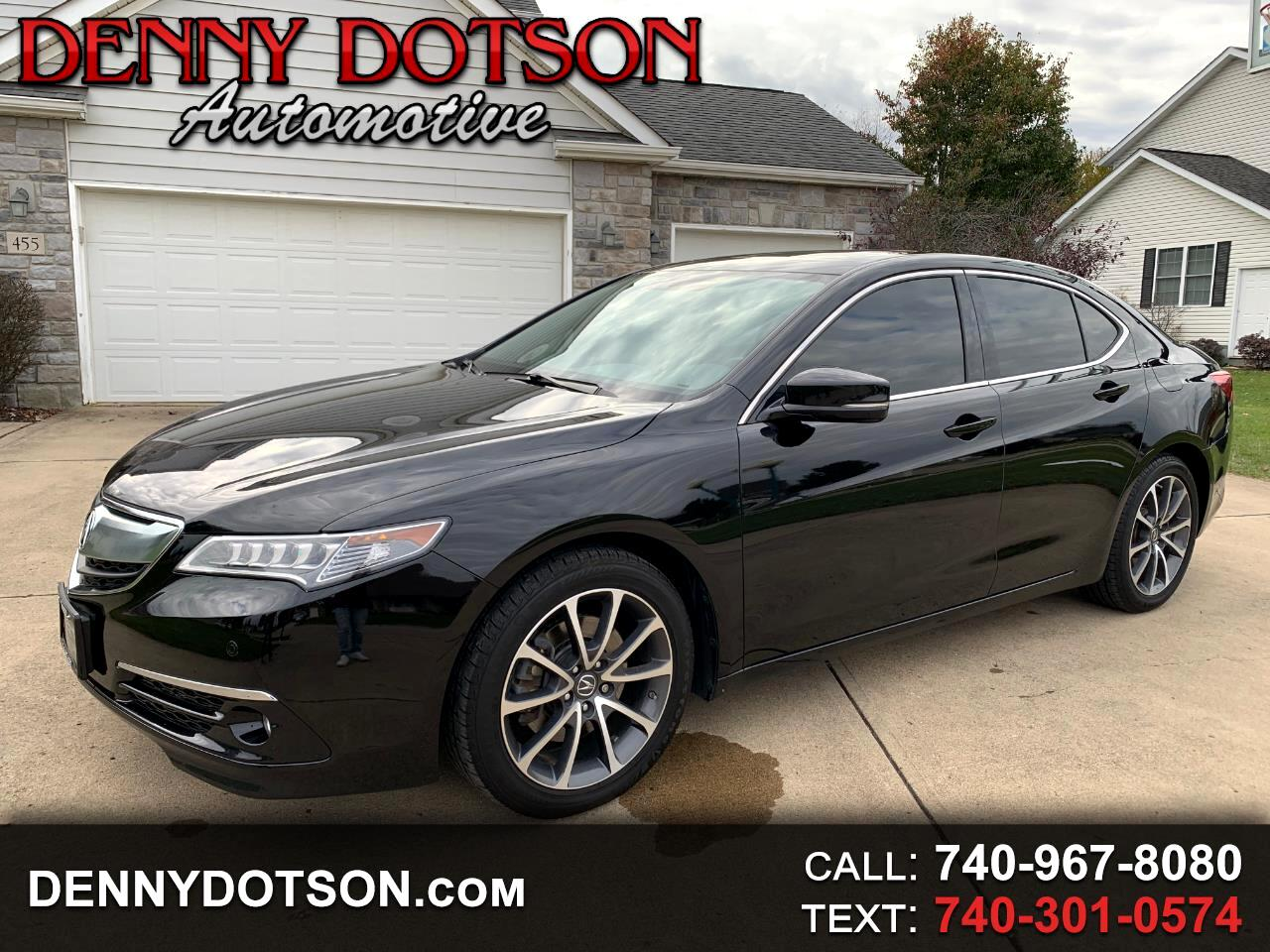 Acura TLX 4dr Sdn SH-AWD V6 Advance 2015