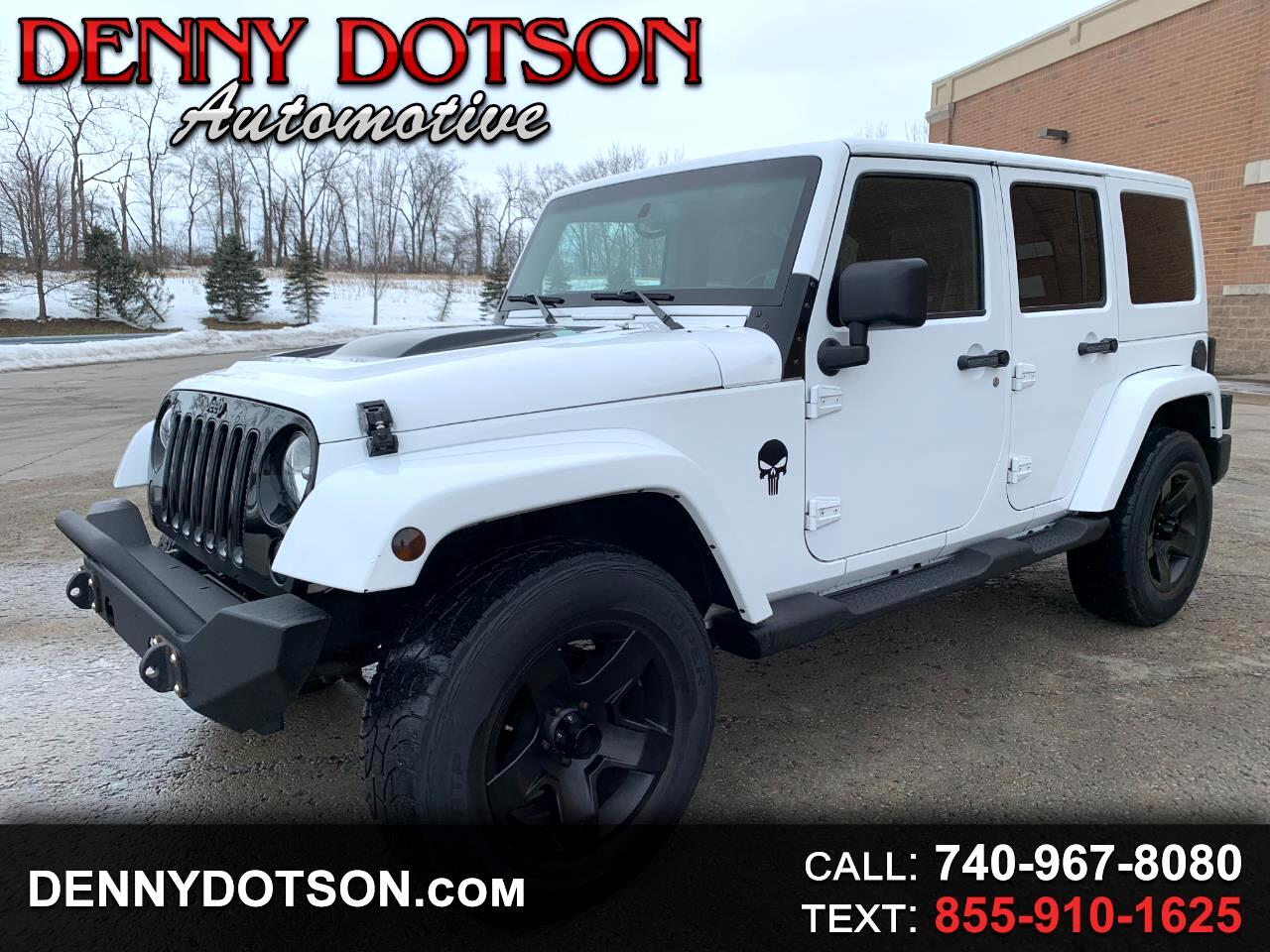 Jeep Wrangler Unlimited 4WD 4dr Polar Edition *Ltd Avail* 2014