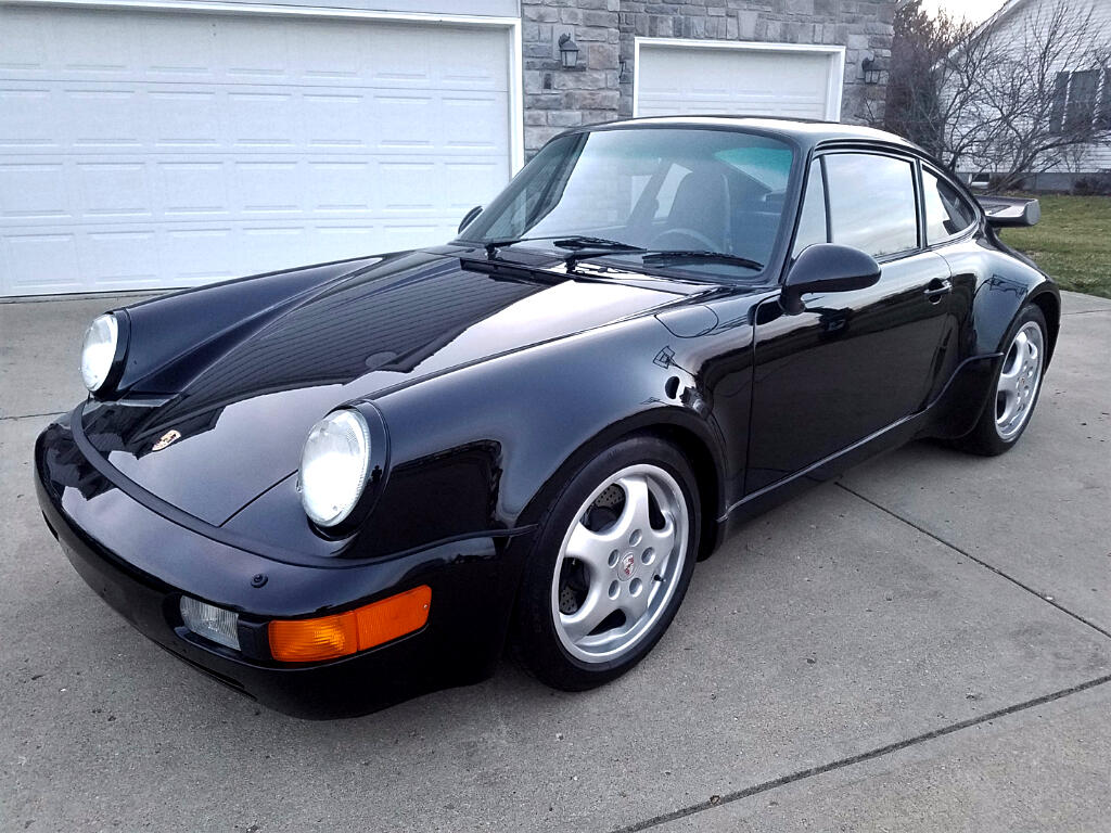 1991 Porsche 911 Carrera Turbo