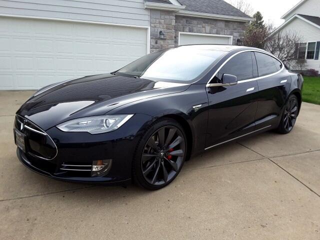 2014 Tesla Model S Performance P85