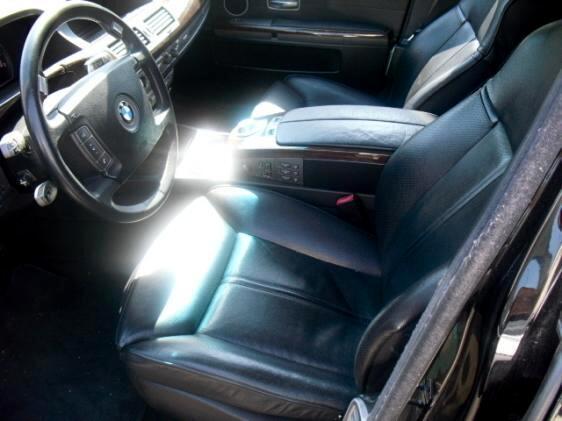 2002 BMW 7-Series 745Li