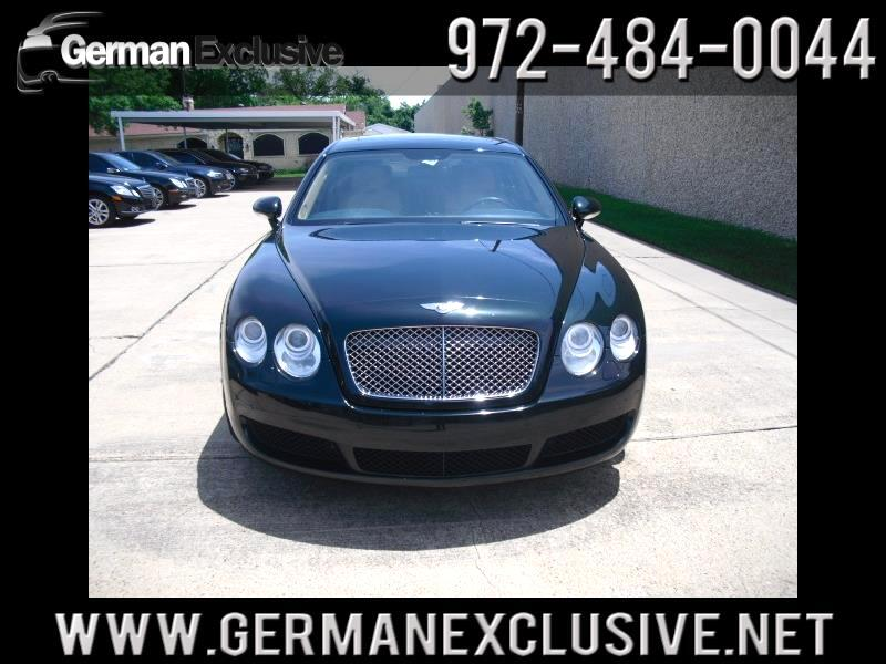 Bentley Continental Flying Spur Sedan 2006