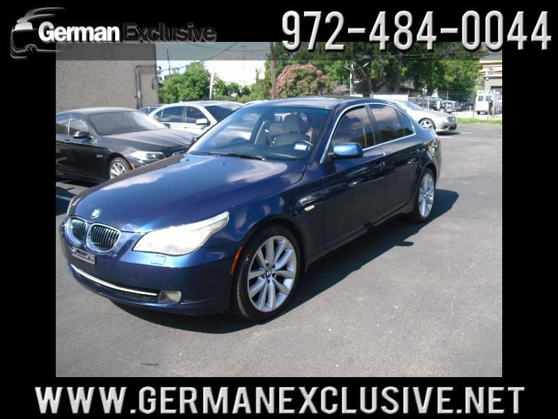 BMW 5-Series 528xi 2008