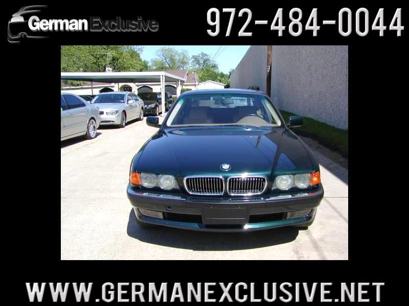BMW 7-Series 740iL 2000