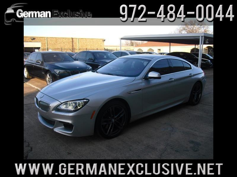 BMW 6-Series 650i Grand Coupe 2013